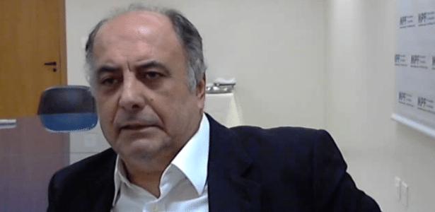 O ex-executivo da Odebrecht e delator Hilberto Mascarenhas