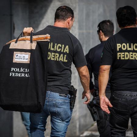 Delegados da PF reclamam da PEC Emergencial - Felipe Rau/Estadão Conteúdo