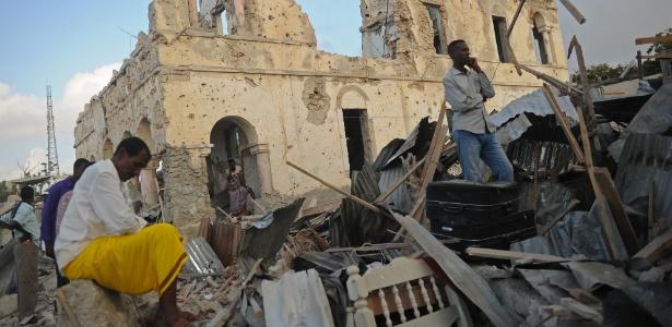 Mohamed Abdiwahab/AFP Photo