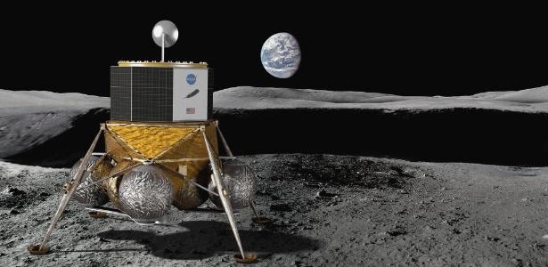 Blue Moon, lander da Blue Origin