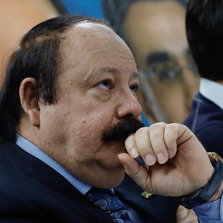 Levy Fidelix é candidato do PRTB a prefeito de São Paulo - 11.out.2018 - Marcelo Chello/CJPress/Folhapress