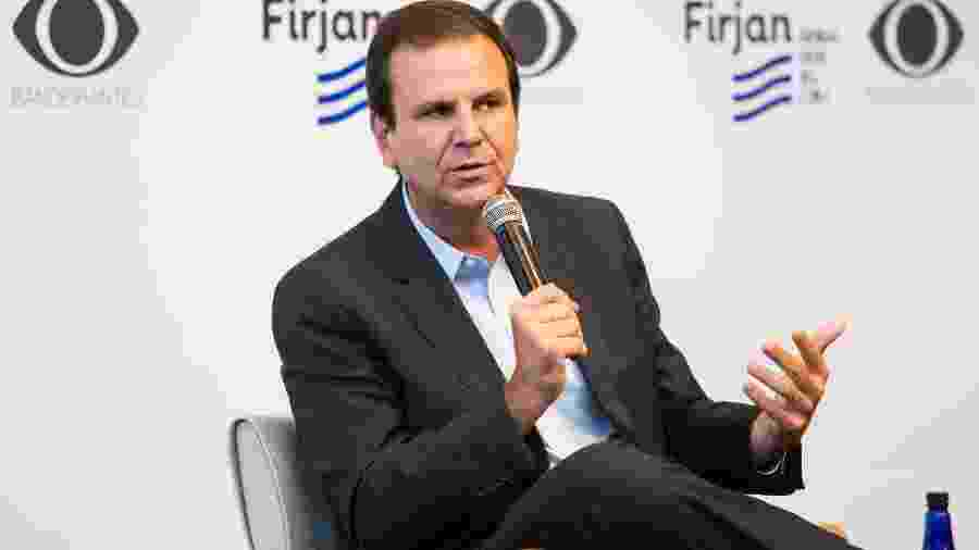Eduardo Paes governou a cidade do Rio de Janeiro entre 2009 e 2017 - Gustavo Serebrenick/Folhapress
