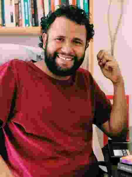 Pastor Henrique Vieira - Arquivo Pessoal