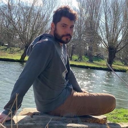 O jornalista Evaristo Costa tem mais de 7 milhões de seguidores no Instagram - Divulgação