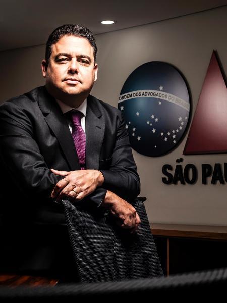 Felipe Santa Cruz, presidente da OAB - Fernando Moraes/UOL