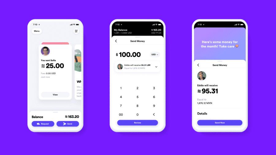 Calibra, a futura carteira virtual do Facebook, foi revelada essa semana - Divulgação