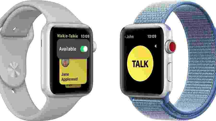 Apple Watch tem um recurso que leva esse nome, mas a empresa quer levar a ideia muito além - Apple/Divulgação