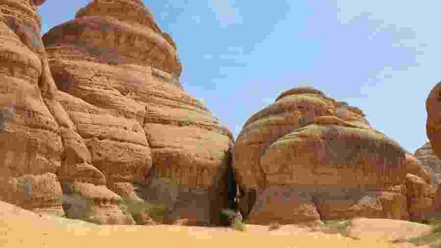 Arábia Saudita passou a autorizar viagens para turistas de 49 países - Getty Images