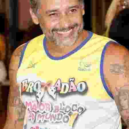 O mestre de bateria Alexandre Duarte foi morto em uma comunidade de Copacabana - Arquivo Pessoal