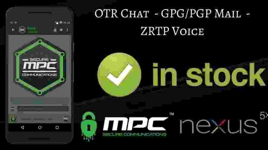 MPC foi criada por e para criminosos se comunicarem sem serem rastreados - Twitter/Reprodução