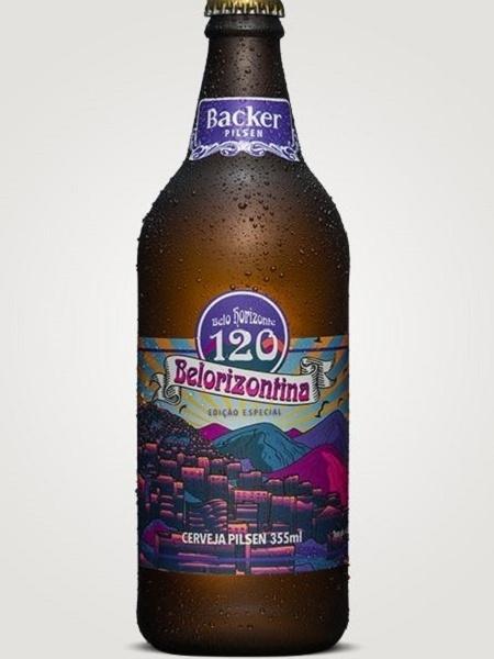 Cerveja Belorizontina, da cervejaria Backer - Divulgação