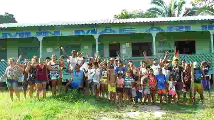 Comunidade indígena - Lucas Ferrante - Lucas Ferrante