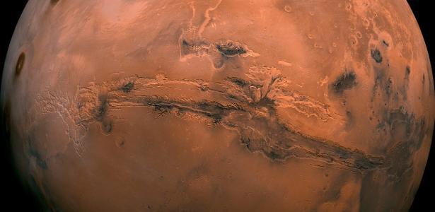 'Martemoto'   Tremores em Marte revelam anatomia do interior do Planeta Vermelho