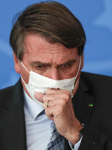 O presidente Jair Bolsonaro - Ueslei Marcelino/Reuters