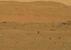 39 segundos: por que primeiro voo do Ingenuity em Marte foi tão curto (Foto: Nasa)