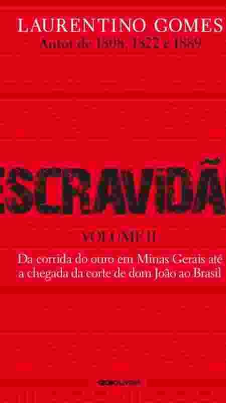 Livro concentra-se entre 1700 e 1800, auge do tráfico negreiro no Atlântico - Divulgação - Divulgação
