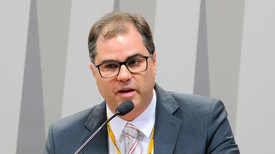 Servidor de carreira pelo Ministério da Economia como analista de infraestrutura, Trindade está lotado no Ibama desde 2009 - Pedro França/Agência Senado