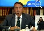 Bolsonaro recicla mentiras para atacar urnas eletrônicas e alegar fraude (Foto: Reprodução/YouTube Jair Bolsonaro)