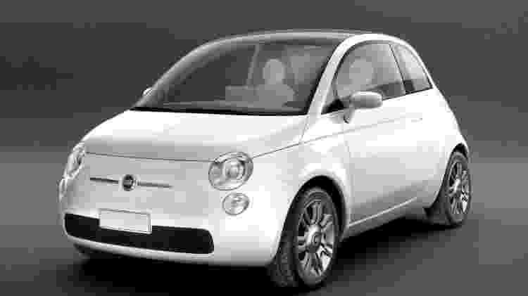 Fiat Trepiúno - Divulgação  - Divulgação