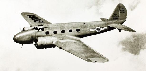 1933 - Boeing 247