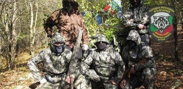 A União Militar Búlgara Vasil Levski e o Movimento Nacional Búlgaro Shipka se apresentam como 'guardas de fronteiras voluntários'
