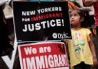 Quem cuidará dos filhos de imigrantes que forem deportados dos EUA? - Drew Angerer/Getty Images