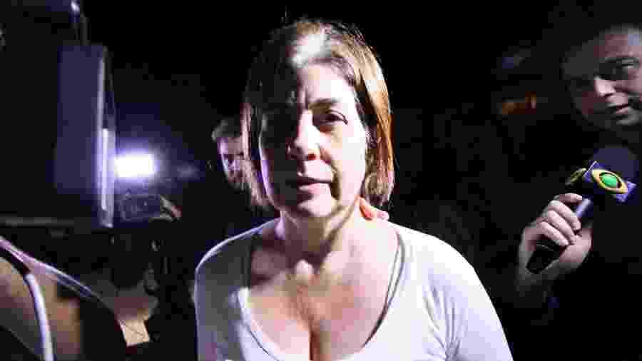 30.nov.2017 - Rosinha Garotinho, ex-prefeita de Campos dos Goytacazes - José Lucena/Futura Press/Estadão Conteúdo