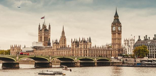 Parlamento britânico, em Londres - Getty Images