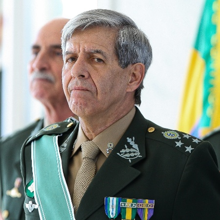 General Augusto Heleno - Sergio Lima/Folhapress