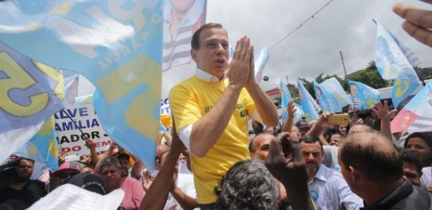 Com João Doria, PSDB mantém a hegemonia do partido no estado de São Paulo