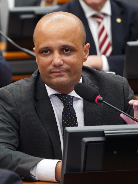 Líder da bancada do PSL na Câmara, deputado Major Vitor Hugo (GO) - Pablo Valadares/Câmara dos Deputados