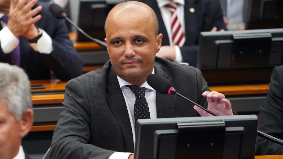 Líder do governo na Câmara, deputado Major Vitor Hugo (PSL - GO) - Pablo Valadares/Câmara dos Deputados
