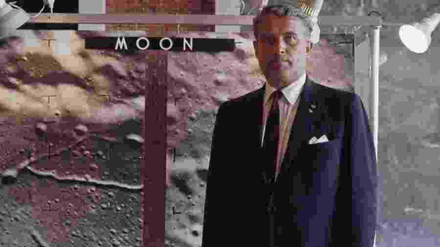 Wernher von Braun foi um dos vários cientistas alemães recrutados pelos Aliados no final da Segunda Guerra Mundial - Getty Images