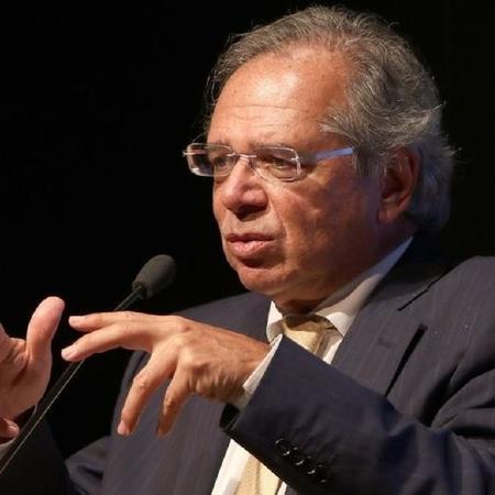 Paulo Guedes, ministro da Economia  - Wilson Dias/Agência Brasil