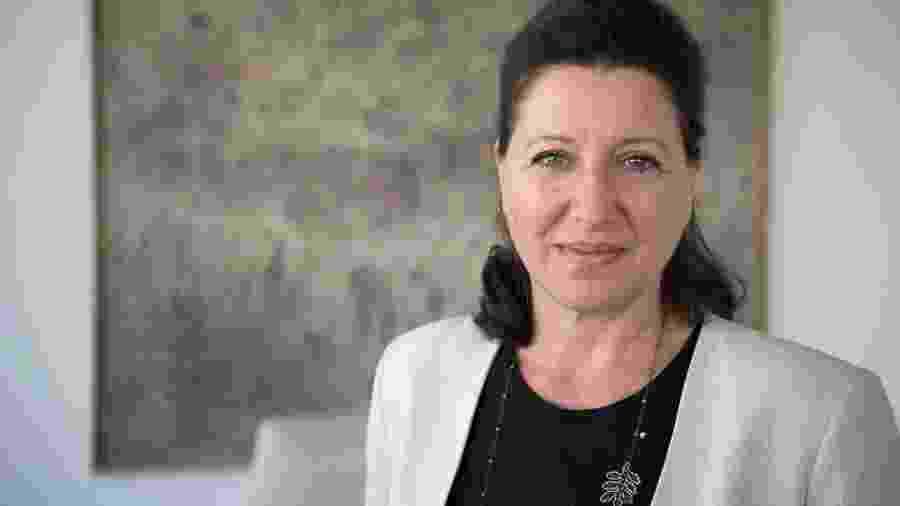A ministra da Saúde da França, Agnès Buzyn, que vai disputar a prefeitura de Paris, nas eleições de março - Eric Feferberg/AFP