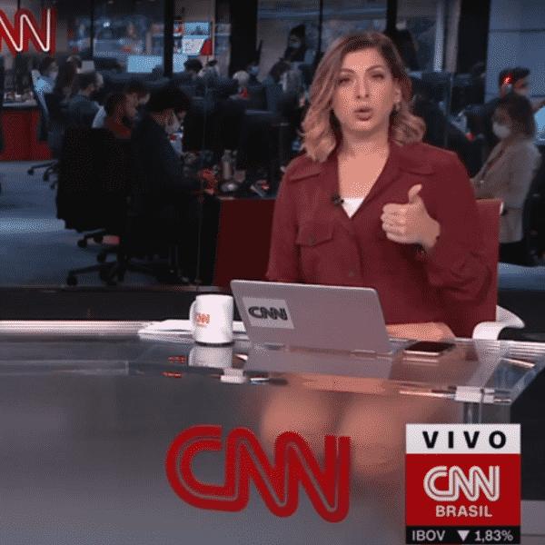 Reprodução/CNN - Reprodução/CNN