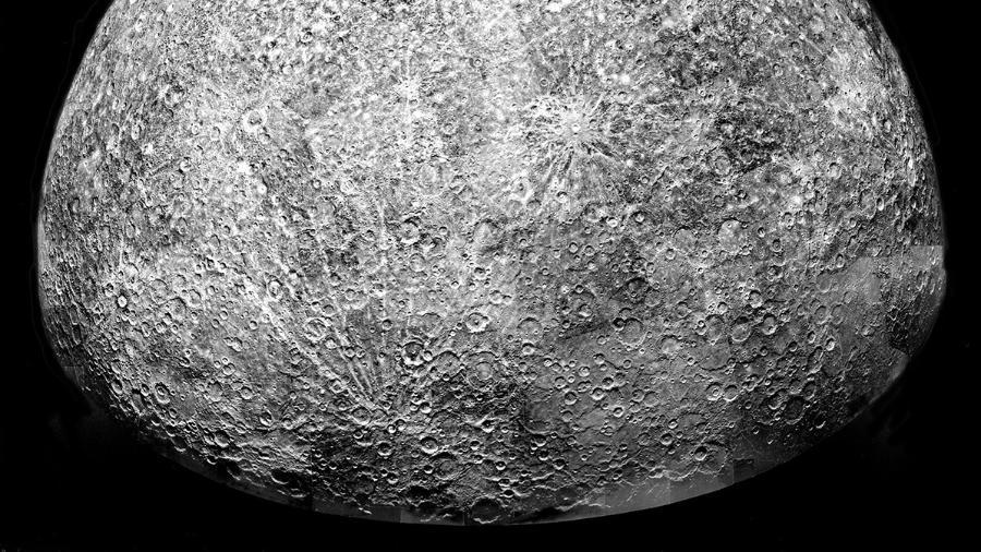 Mercúrio não é exatamente redondo e tem um estranho campo magnético - Nasa