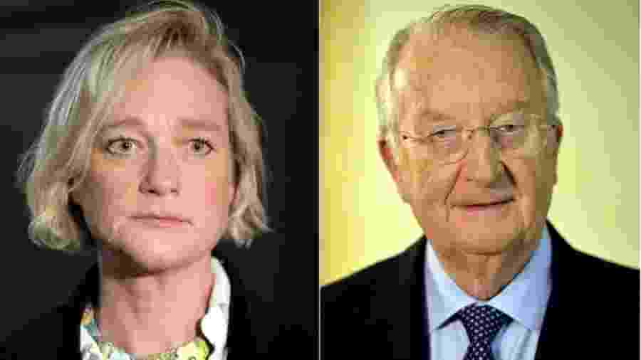 Artista belga Delphine Boël dizia desde 2005 que Albert 2º era seu pai - AFP