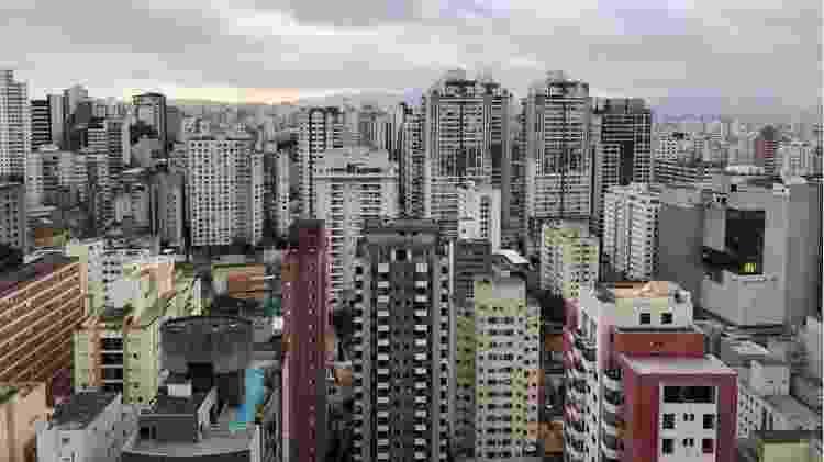 O IPTU representa 17% da arrecadação da cidade de São Paulo - Leandro Machado/BBC - Leandro Machado/BBC