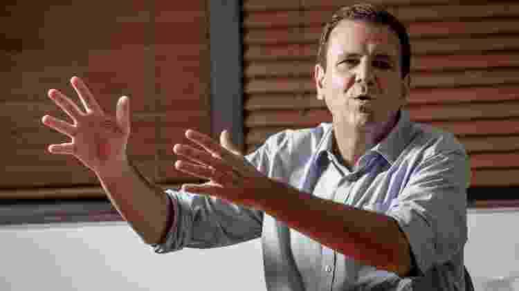 4.dez.2020 - O prefeito eleito do Rio, Eduardo Paes - Zô Guimaraes/UOL - Zô Guimaraes/UOL