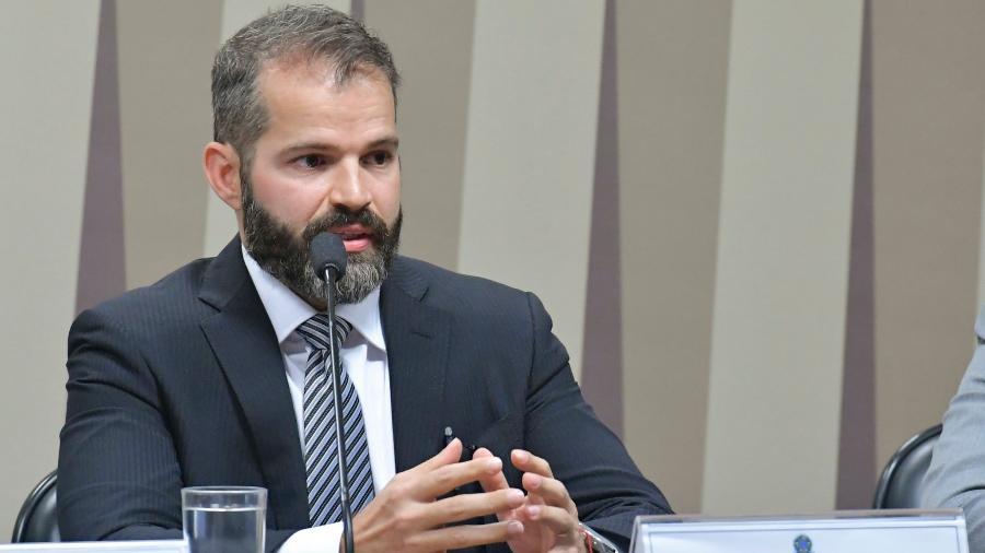 Eduardo Leão foi nomeado no cargo em novembro de 2018, para um mandato que terminaria em 2022 - Geraldo Magela/Agência Senado