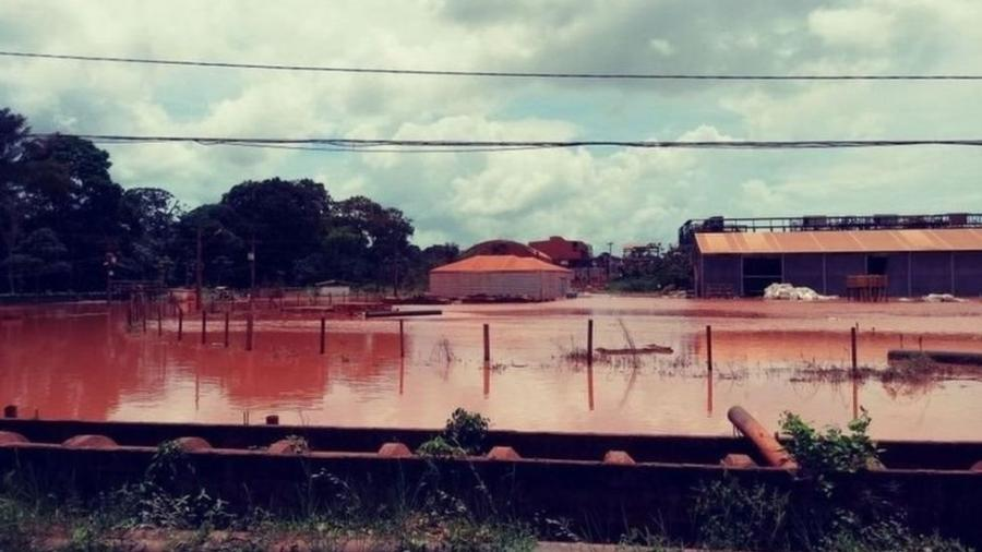 Moradores de Barcarena, no Pará, dizem que contaminação provocada por vazamento tóxico em 2018 continua deixando pessoas doentes - Instituto Evandro Chagas
