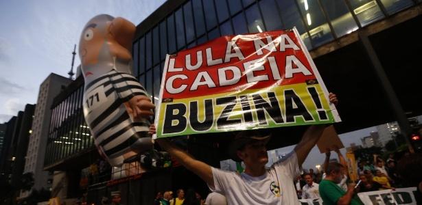 Ação contra Lula provoca protestos e brigas dentro e fora de São Paulo - Fábio Braga/Folhapress