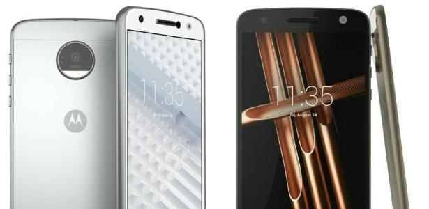 2.mai.2016 - Imagem vazada do possível novo celular da Motorola; rumores dizem que será um Moto X ou se chamar Moto Z
