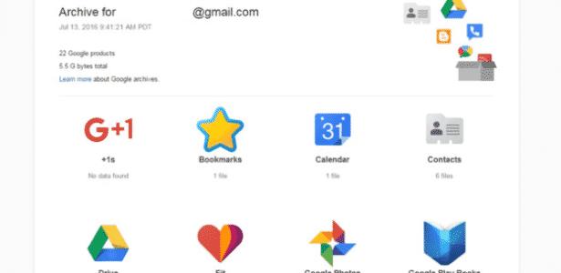 Google_8 - Reprodução - Reprodução