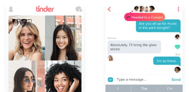 Tinder Social, nova ferramenta do app de paquera