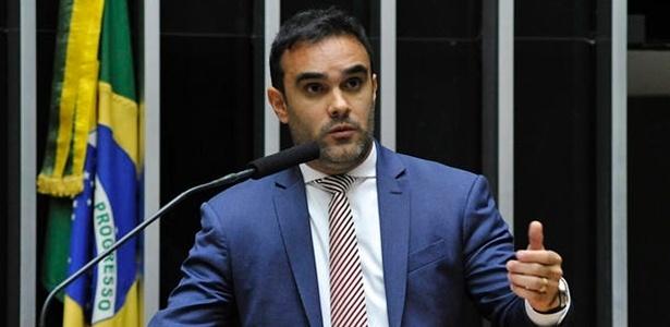 O procurador da República Ângelo Goulart, preso por supostamente vender informações para a JBS