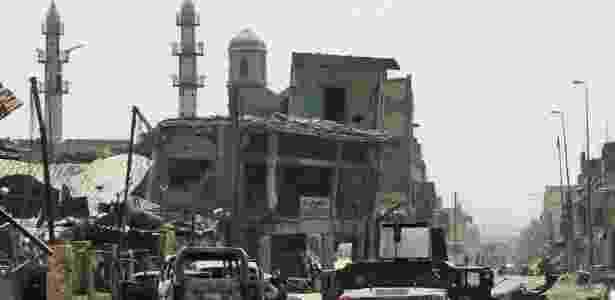 Mossul - Ahmad Al-Rubaye/AFP - Ahmad Al-Rubaye/AFP