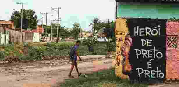A violência contra adolescentes é também uma questão de raça no Brasil - Divulgação/Unesco/Lucas Moreira