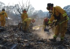 Resíduos dos incêndios na Califórnia colocam em risco meio ambiente e saúde da população - JIM WILSON/NYT